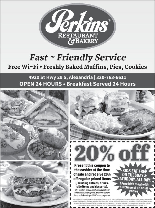 Get Perkins Free Pie Wednesday Pictures