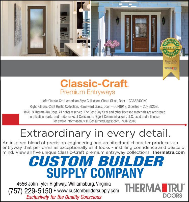 wednesday june 13 2018 ad custom builder supply co daily press mylocal dailypress com