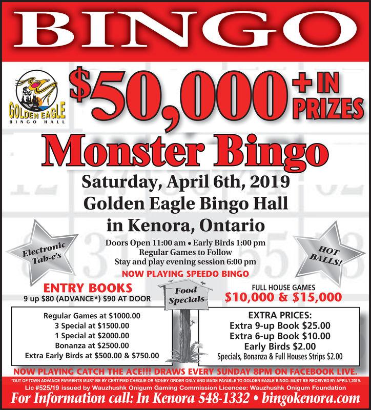 Winnipeg Bingo Directory