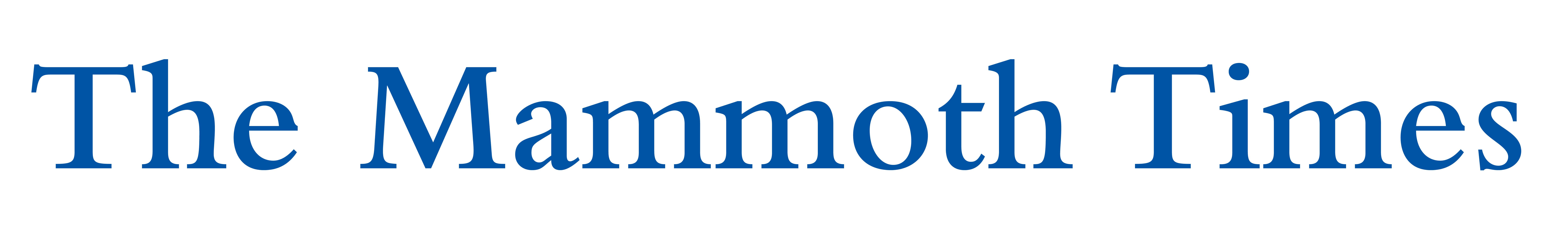Mammoth TImes