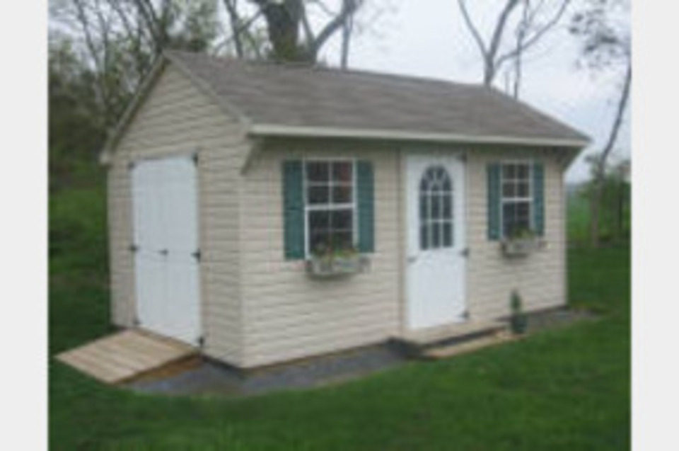 Timber Mill Storage Sheds - Services - Commercial Contractors in Greencastle PA