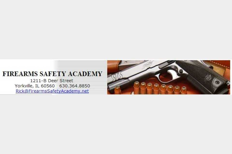 Firearms Safety Academy - Public Services - Public Safety in Yorkville IL