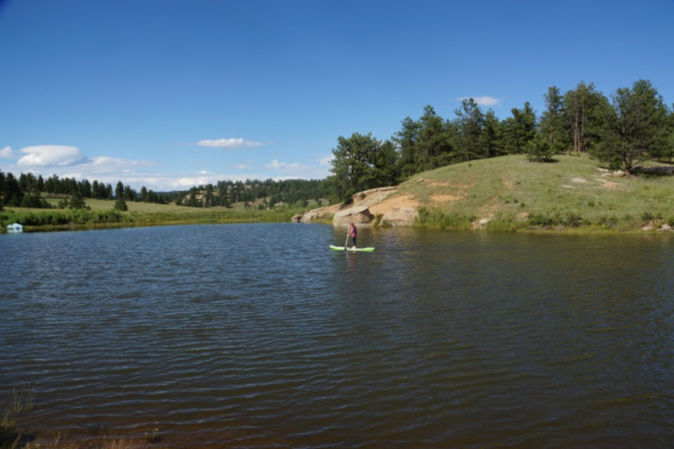 Blue Mountain Ranch - Recreation - Camping in Florissant CO