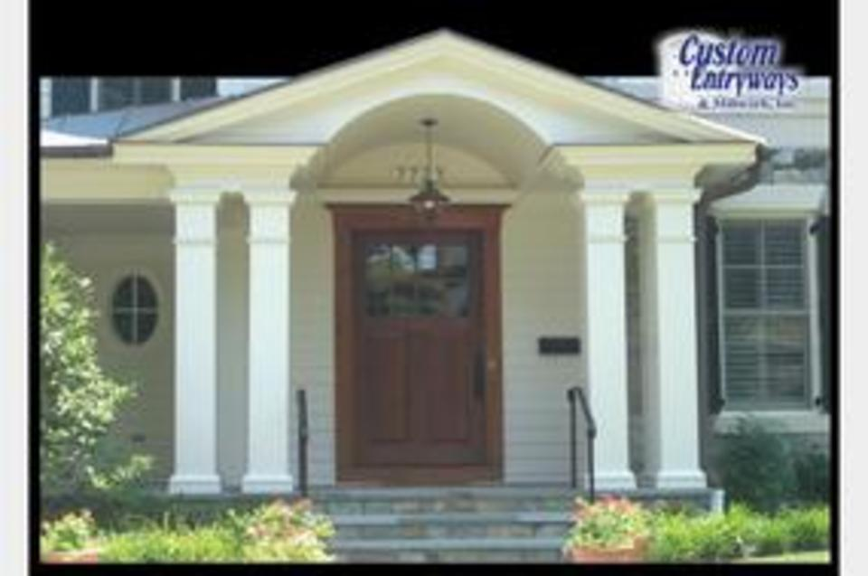 Custom Entryways & Millwork - Construction - Lumber in Stoystown PA
