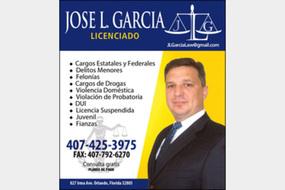 Licenciado Jose L. Garcia in Orlando, FL