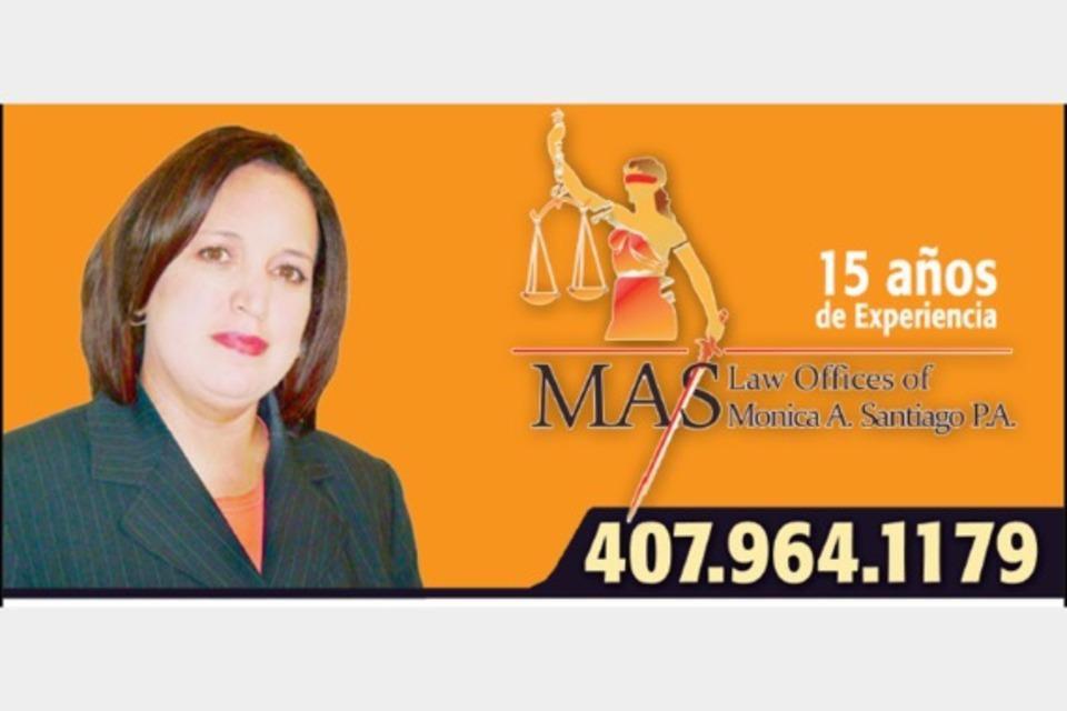 Law Office of Monica Santiago - Legal - Attorneys in Orlando FL