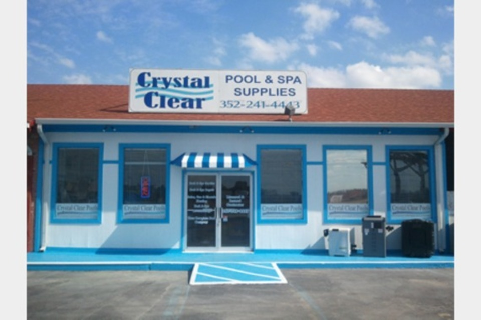 Crystal Clear Pools - House and Home - Pools and Spas in Clermont FL