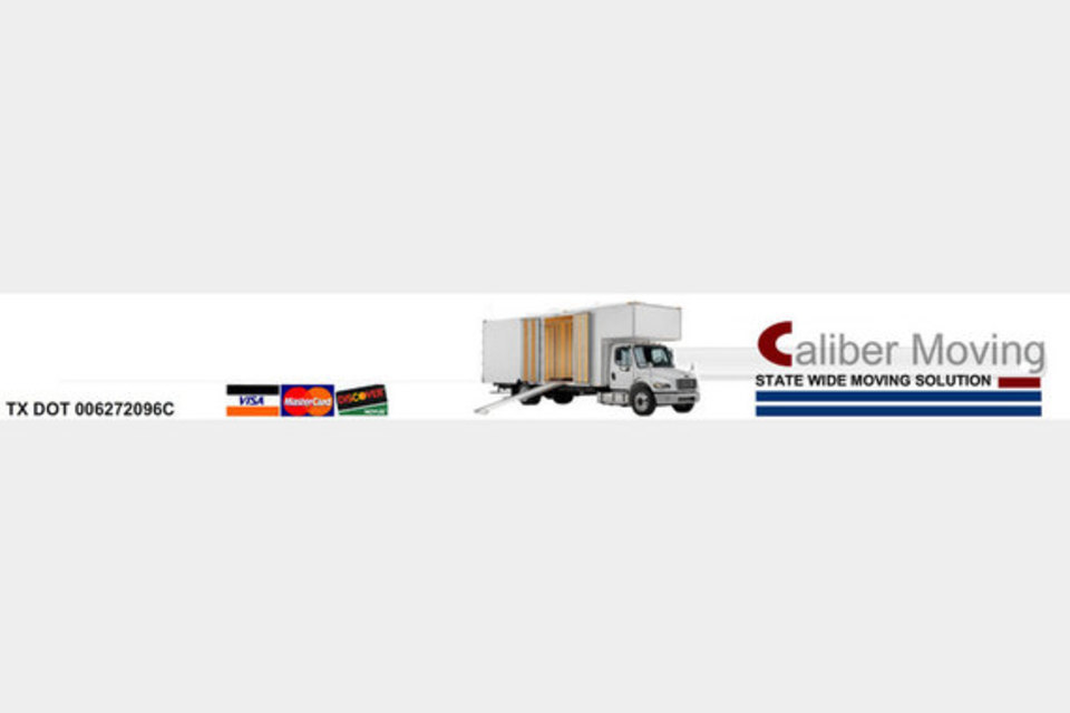 Caliber Moving - Services - Rental Services in Georgetown  TX