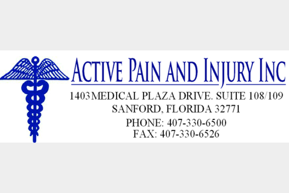 Active Pain & Injury Inc - Medical - Physical Therapists in Sanford FL