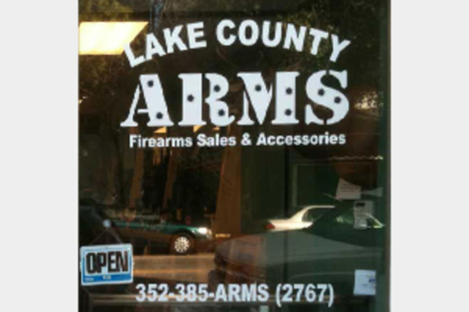 Lake County Arms - Shopping - Sporting Goods Stores in Mount Dora  FL