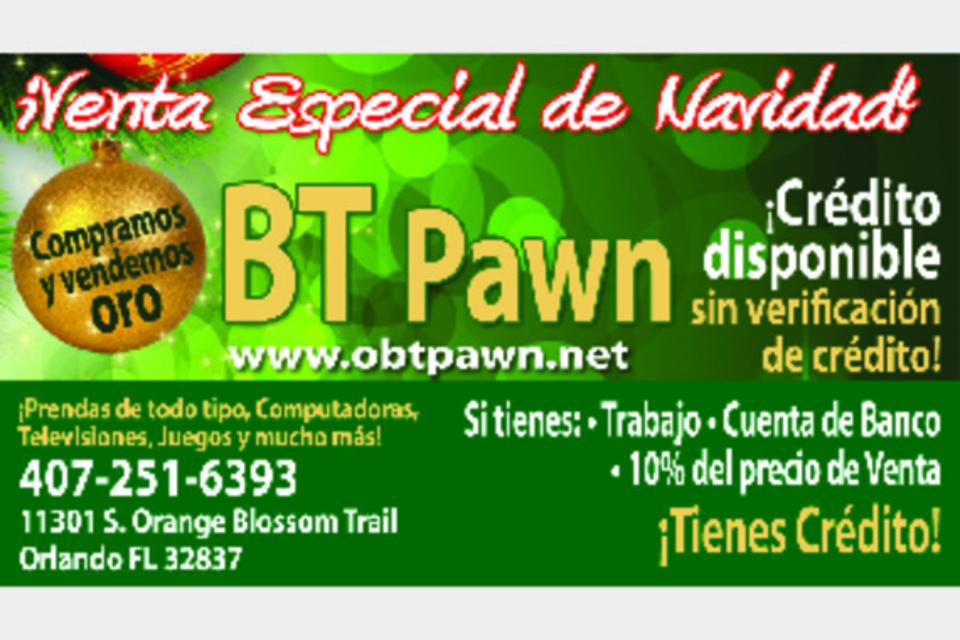 OBT Pawn - Shopping - Pawn Shops in Orlando FL
