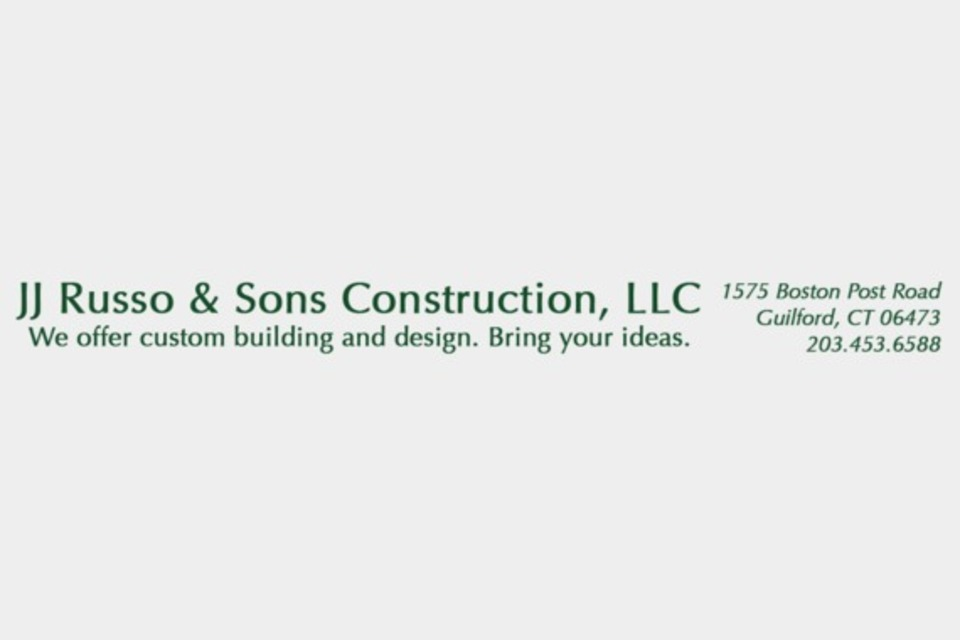 JJ Russo & Sons Construction - Construction - Residential Construction in Guilford CT