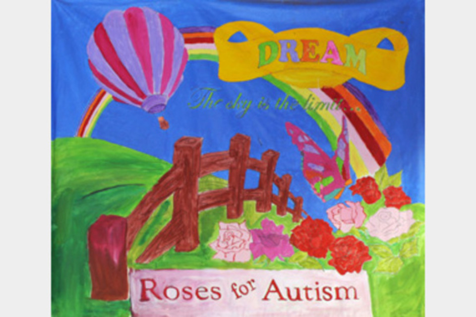Roses for Autism - Shopping - Florists in Guilford CT