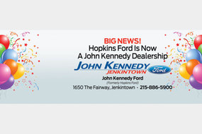 Hopkins Ford in Jenkintown, PA