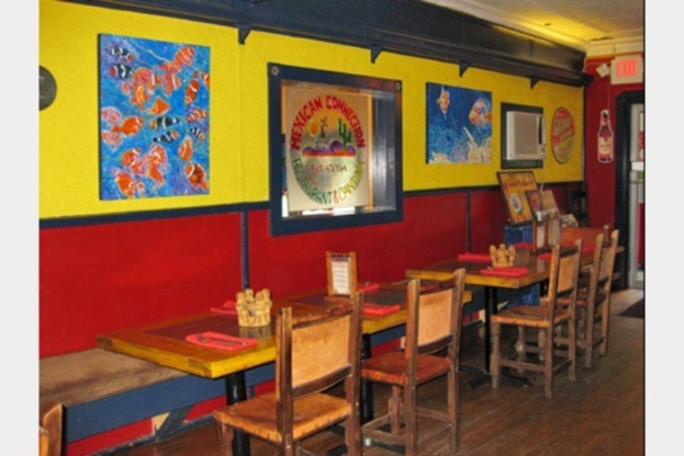The Mexican Connection - Food and Beverage - Mexican Food in Saratoga Springs NY