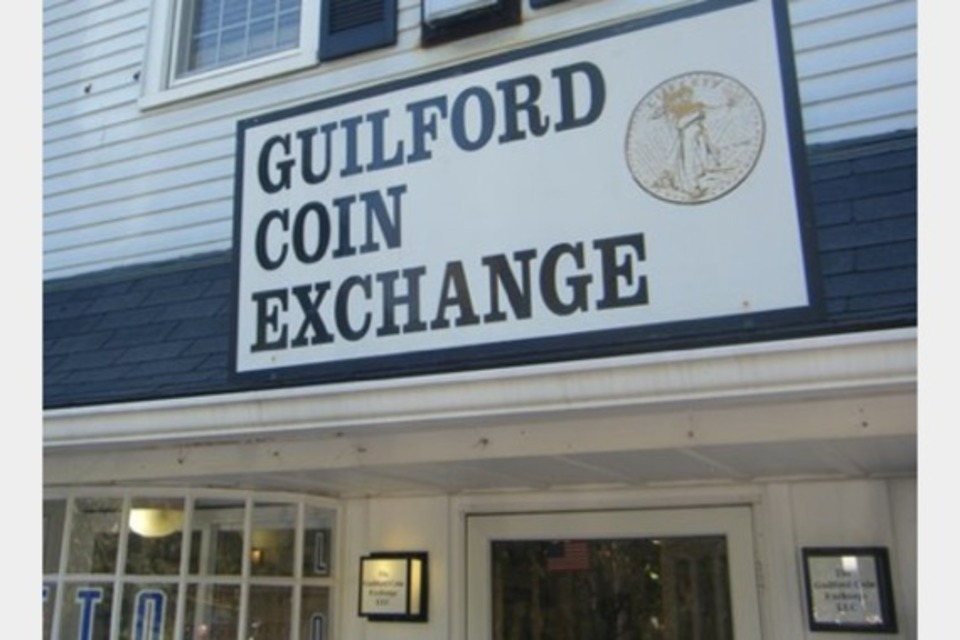 Guilford Coin Exchange - Services - Professional Services in GUILFORD CT