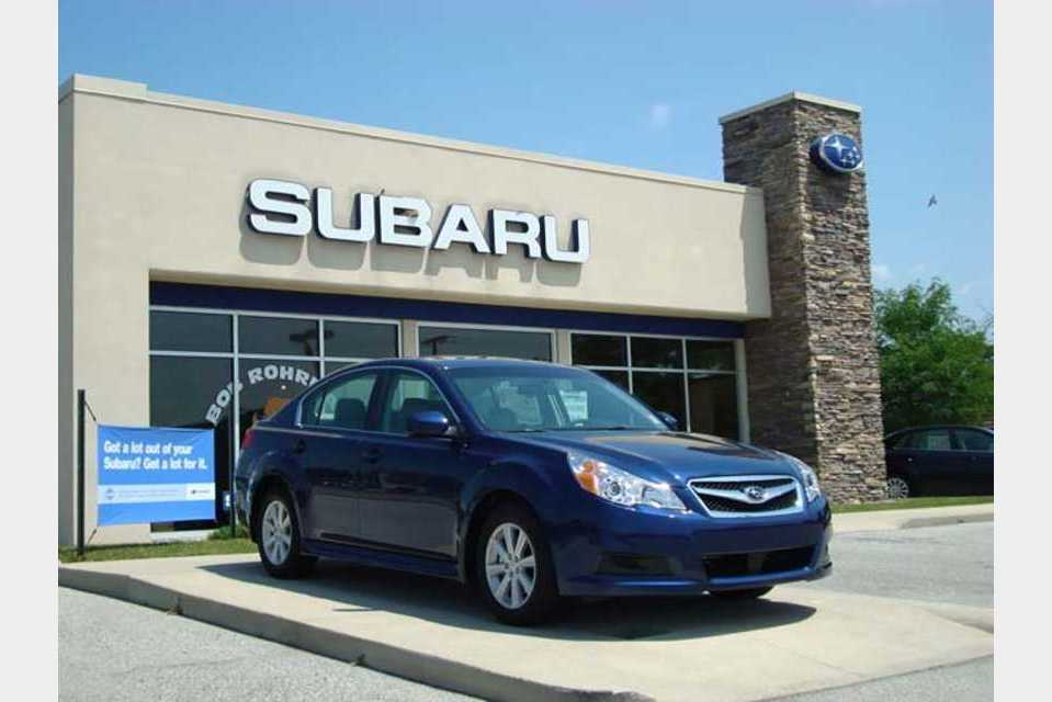 Subaru of Fort Wayne - Auto - Auto Dealers in Fort Wayne IN