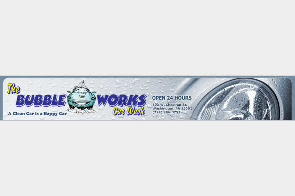 Bubble Works Car Wash - Auto - Car Washes in Washington PA