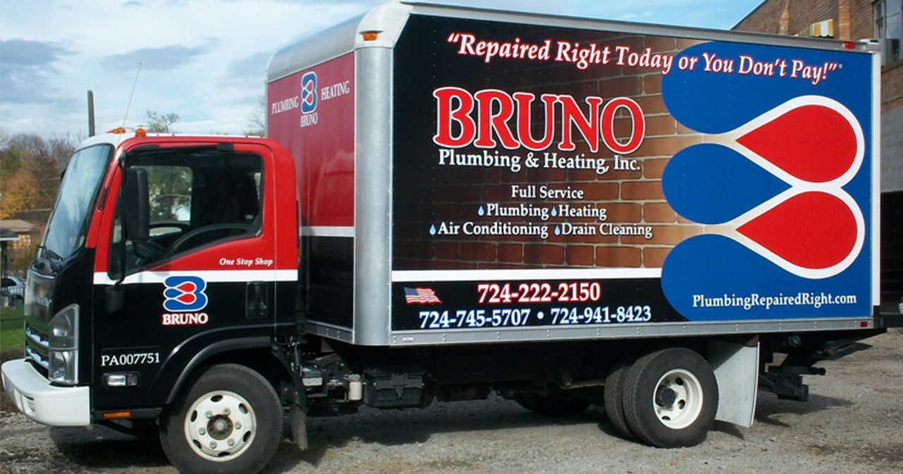 Bruno Plumbing & Heating Inc - Services - Plumbers in Washington PA