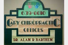 Cary Chiropractic Offices in Cary, IL