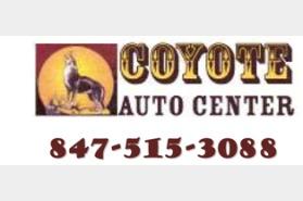 Coyote Auto Center Inc in Huntley, IL
