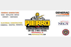 Pierro Quality Electric Construction Inc in Rockdale, IL
