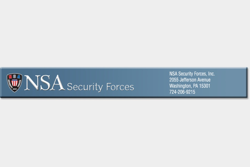 NSA Security Forces - Services - Protective Services in Washington PA