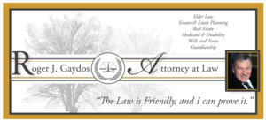 Roger J Gaydos Attorney in Canonsburg, PA