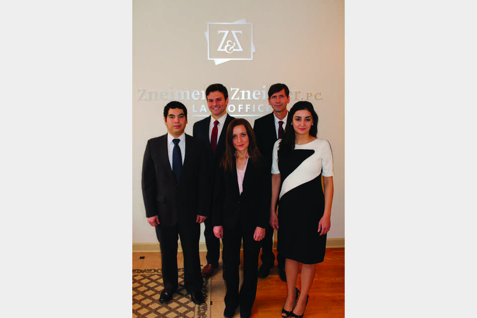 Zneimer & Zneimer, P.C. Law Office - Legal - Abogados in Chicago IL