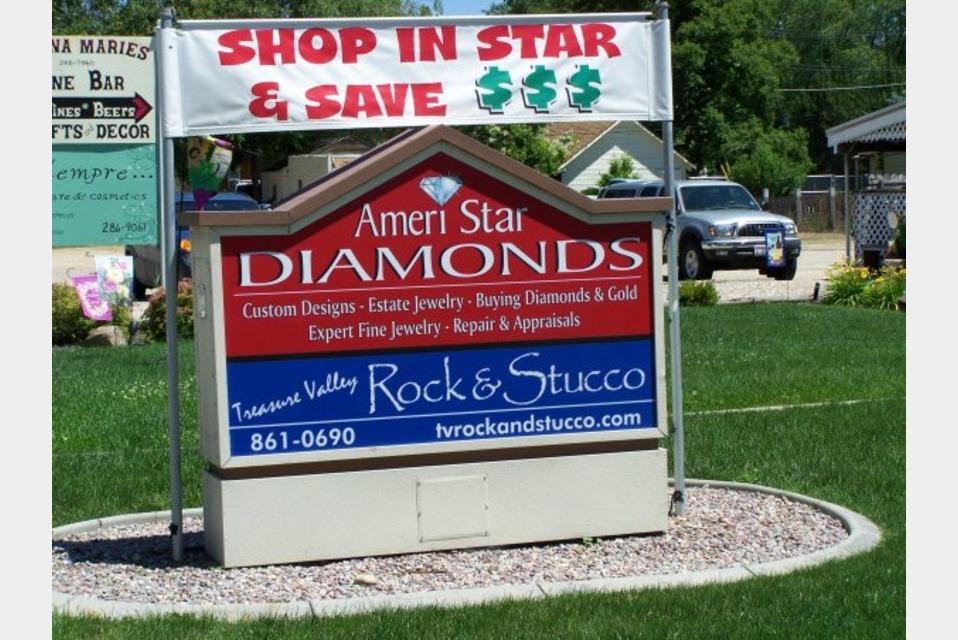 Ameri-Star Diamonds - Shopping - Jewelry in star ID
