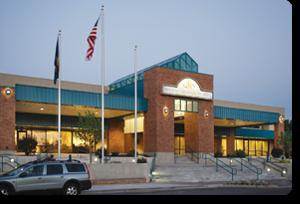 Bingham Memorial Hospital in Blackfoot, ID