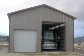 MQS Montana Quality Structures in Stevensville, MT