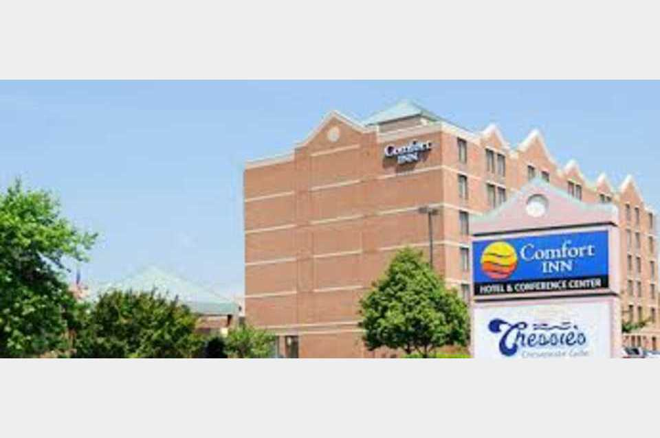Comfort Inn & Conference Center - Travel - Hotels And Motels in Bowie MD