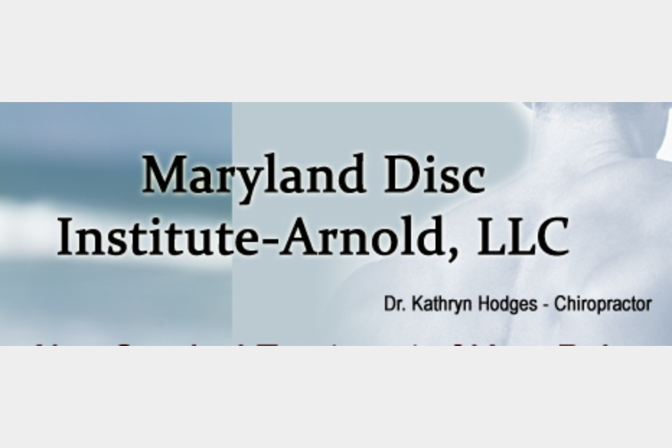 Maryland Disc Institute - Arnold, LLC - Medical - Chiropractors in Annapolis MD