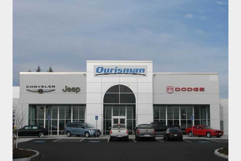 Ourisman Chrysler Dodge Jeep Ram of Bowie - Auto - Auto Dealers in Bowie MD