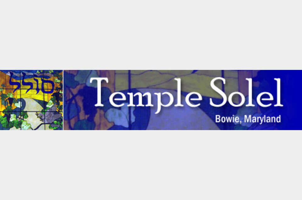 Temple Solel - Religion - Religious Organizations in Bowie MD