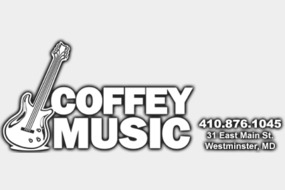 Coffey Music in Westminster, MD