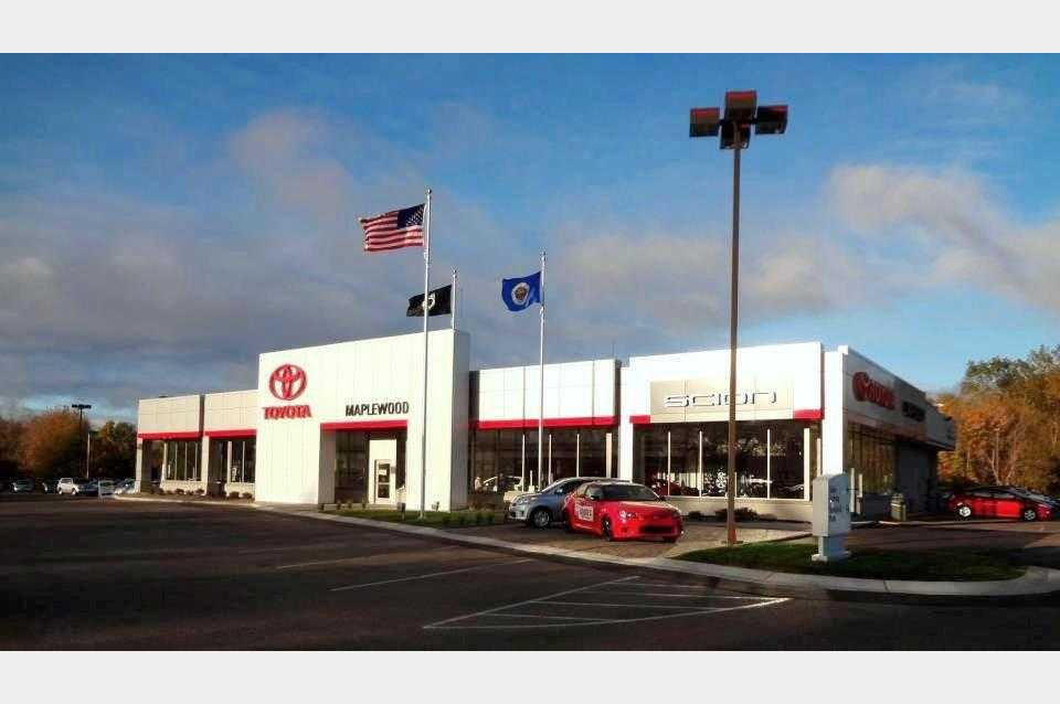 Maplewood Toyota - Auto - Auto Dealers in Maplewood MN
