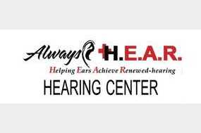 Always H.E.A.R. Hearing Center in Bloomington, IL