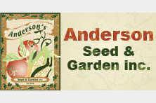 Anderson's Seed & Garden Store in Logan, UT