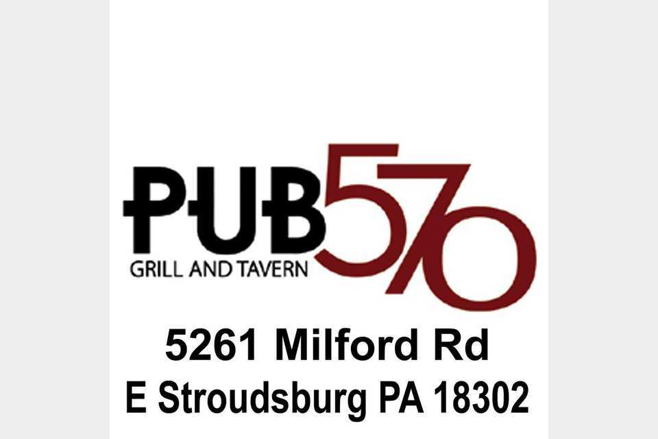 Pub 570 - Food and Beverage - Restaurants in East Stroudsburg PA