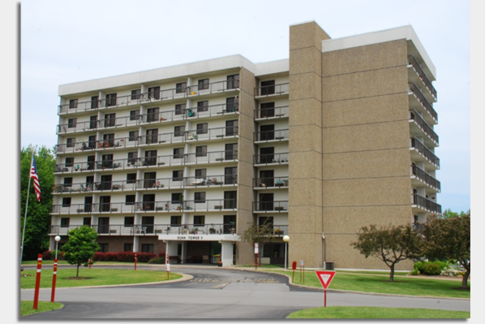 Dunn Tower Apartments - Real Estate - Real Estate Agents in Rochester NY