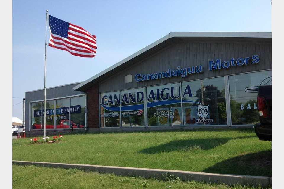 Canandaigua Chrysler Dodge Jeep Ram - Auto - Auto Dealers in Canandaigua NY
