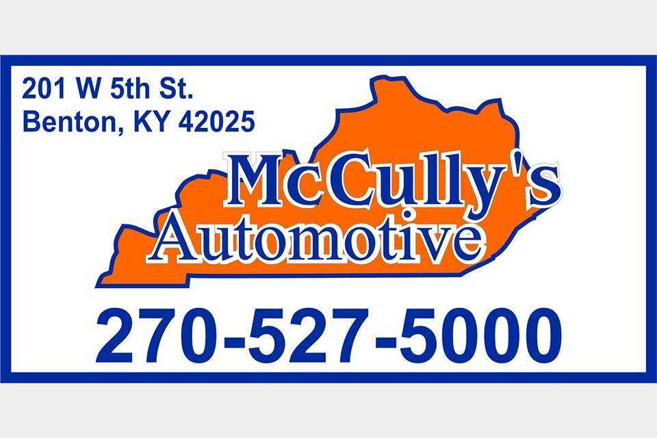 McCully's Automotive - Auto - Auto Dealers in Benton KY