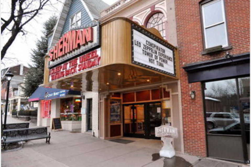 Sherman Theater - Arts and Entertainment - Theatres in Stroudsburg PA