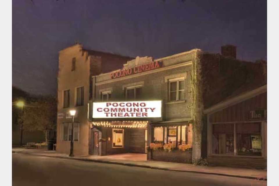 Pocono Community Theater - Arts and Entertainment - Movie Theaters in East Stroudsburg PA