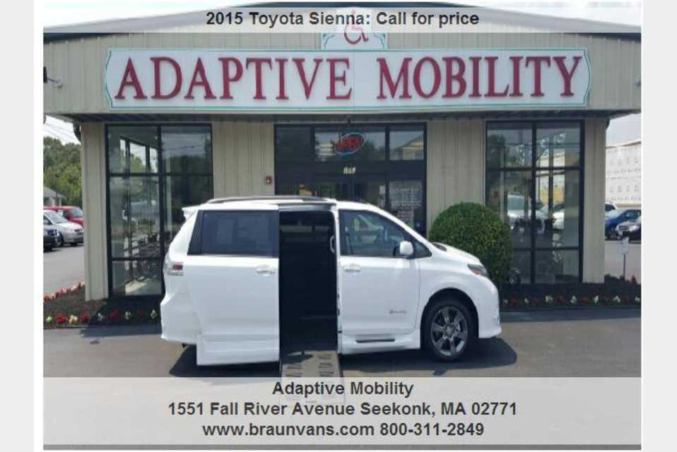 Adaptive Mobility Equipment - Real Estate - Auto Dealers in Seekonk MA