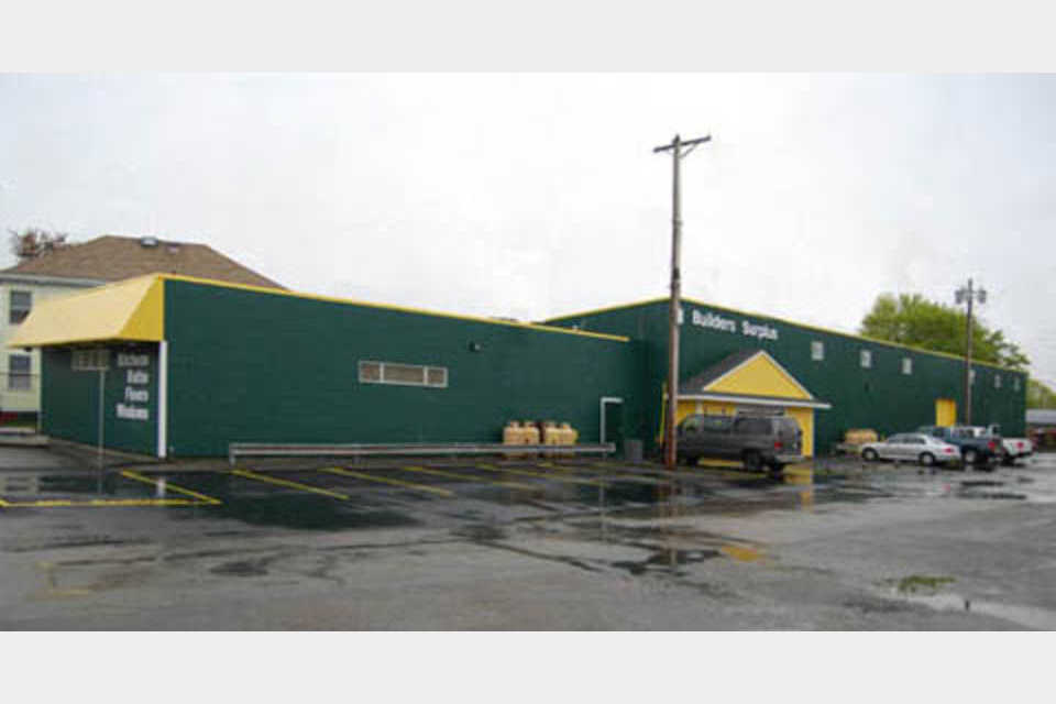 Builders Surplus - Construction - Building Supplies in Central Falls RI