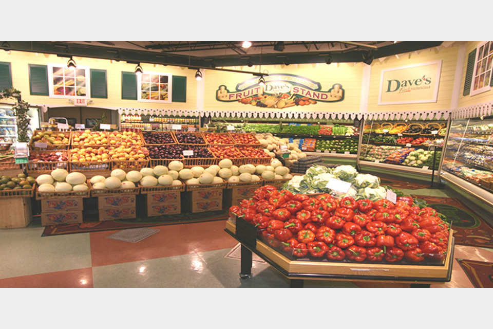 Dave's Marketplace - Shopping - Food Markets in Cumberland RI
