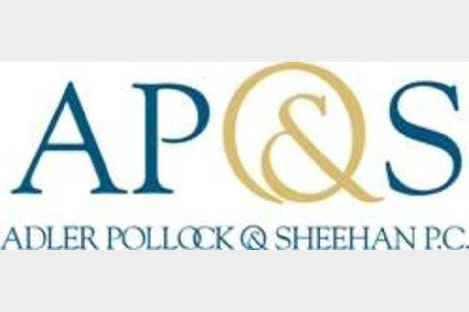 Adler Pollock & Sheehan P.C. - Shop Local - Essential Business in Providence RI